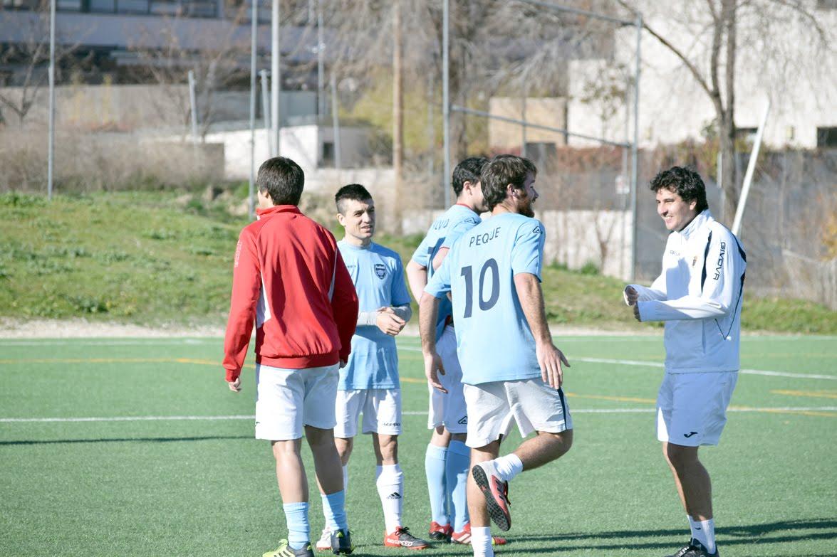 Torneo solidario madrid kasak navidad futbol f7 business sportsTorneo solidario madrid kasak navidad futbol f7 business sports