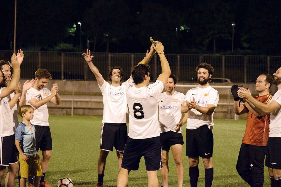 futbol 7 madrid copa empresas primavera